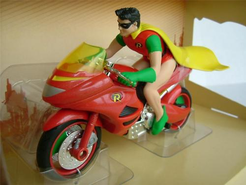 Motorcycle Toys For Boys : Superheros on toy motorcycles g e o r d i b k