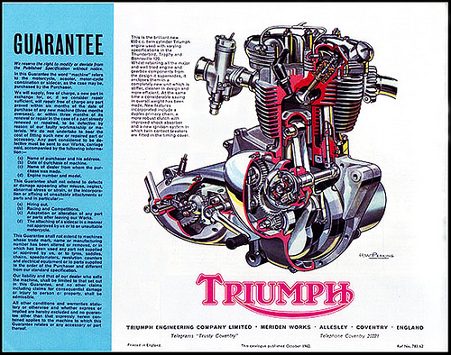 engine cutaway graphic g e o r d i e b i k e r rh geordiebiker wordpress com 1969 Triumph Bonneville Engine Diagram triumph bonneville t140 engine diagram