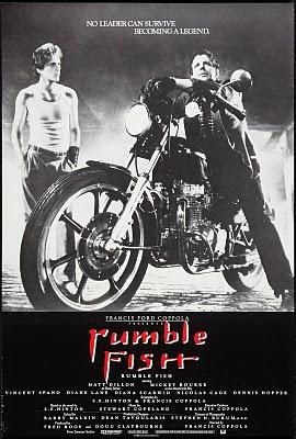 90 s g e o r d i e b i k e r for Rumble fish novel