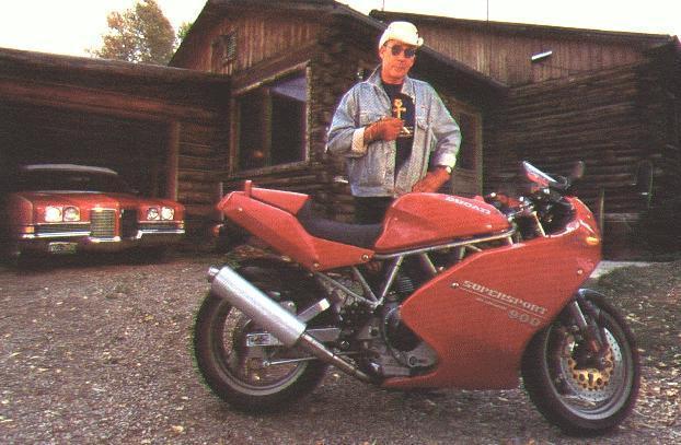 Hunter-Ducati