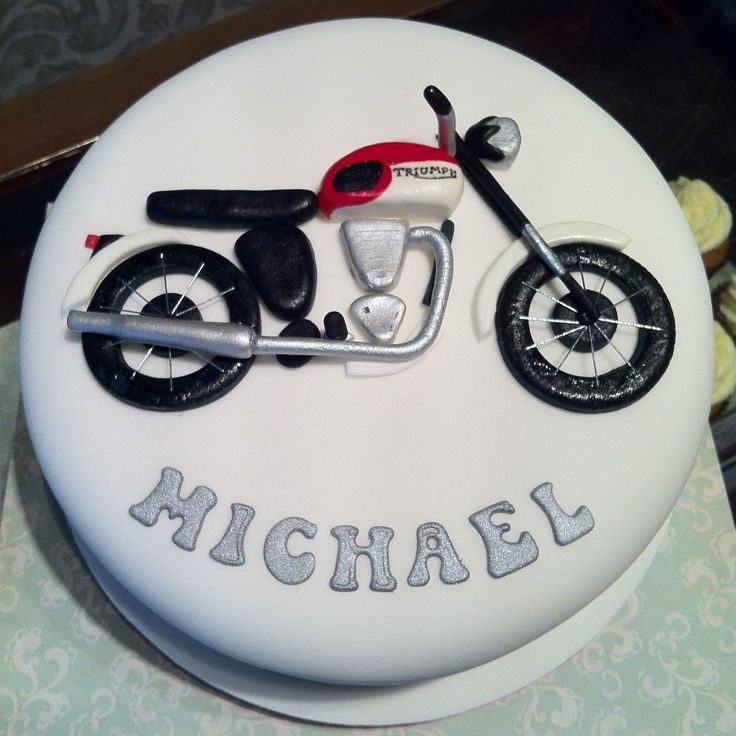 Cake G E O R D I E B I K E R