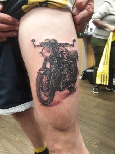 motorcycle art g e o r d i e b i k e r